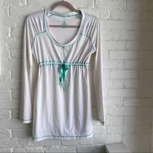 Prana Yoga Long Sleeve Shirt